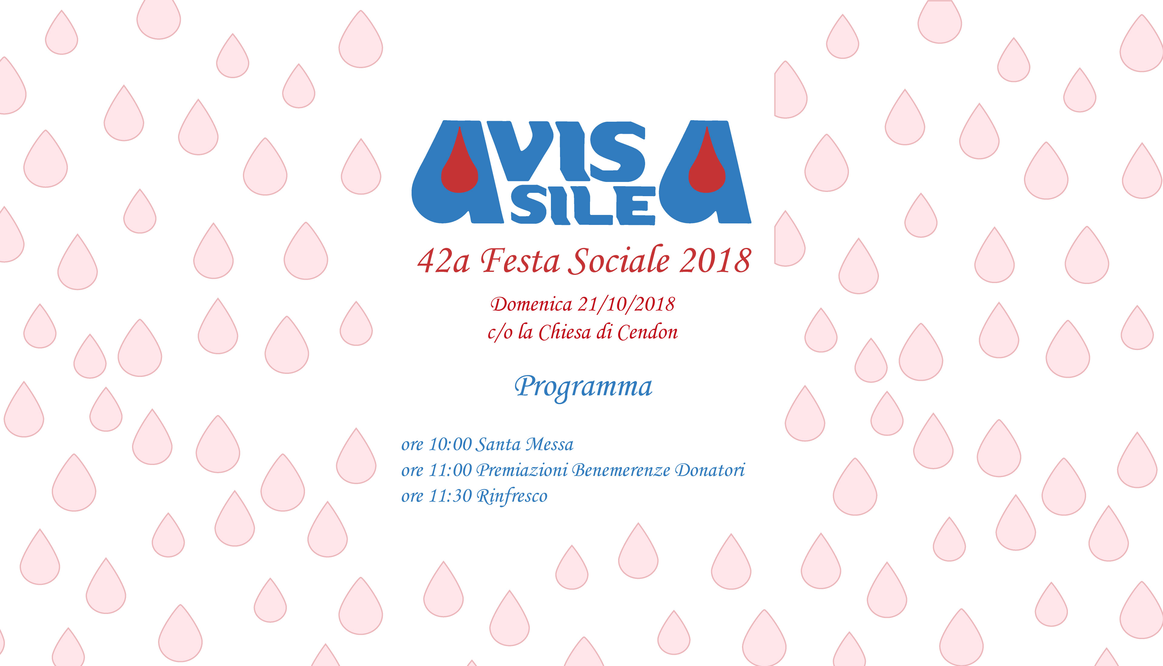Festa Sociale AviSilea 2018